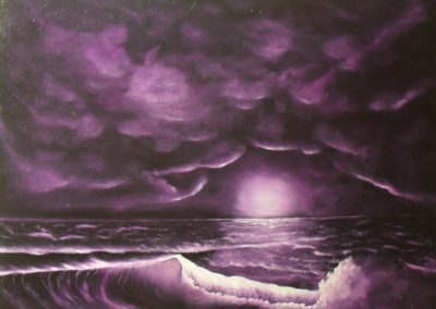 Purple Wave. Sold